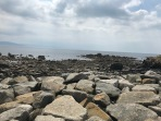 View from Barna, just up the road from Galway