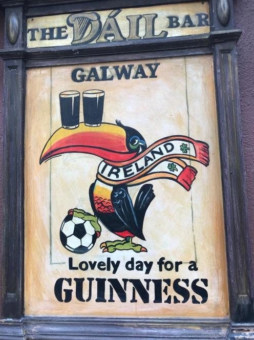 Favorite pub in town.
